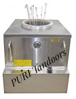 CE Approved Restaurant Gas Tandoori Oven
