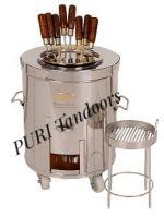 Medium Home Tandoori Clay Oven