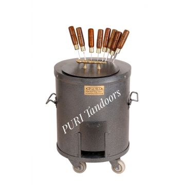 MS1 standard - (Medium Home Tandoori Clay Oven)
