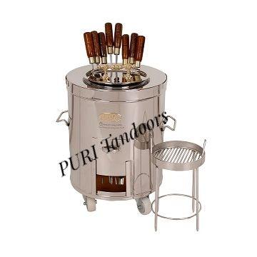 SS1 Deluxe - (Medium Home Tandoori Clay Oven)