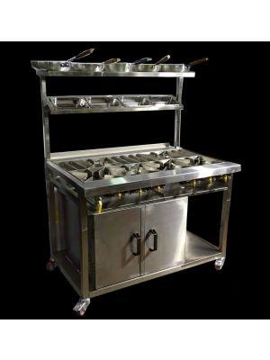 Burner Cooker