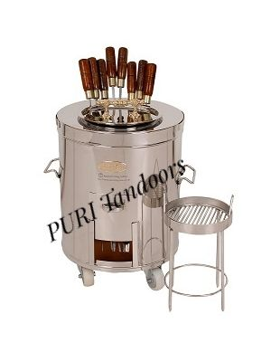 SS2 Deluxe - (Large Home Tandoori Clay Oven)