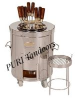 SS1 Deluxe - (Medium Home Tandoori Clay Oven)
